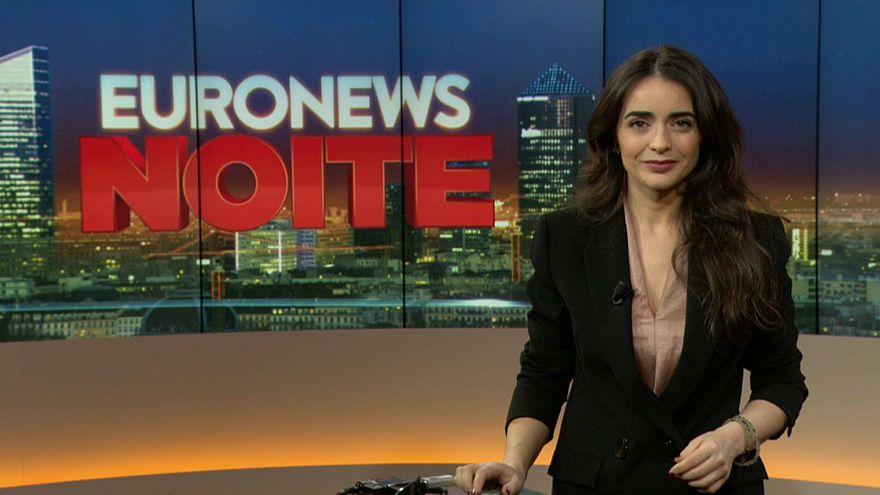 Euronews Noite 30.01.2019