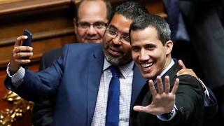 La familia de Guaidó no sabía que se iba a autoproclamar