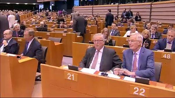Brexit: May stößt mit ihren Nachverhandlungswünschen bei der EU auf taube Ohren