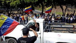 French and Spanish reporters detained in Venezuela have been freed