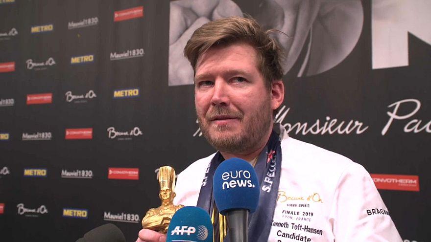 """الدنمارك تفوز بجائزة """"بوكوز"""" الذهبية للعام 2019"""