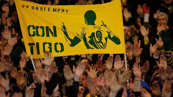 Nantes : l'hommage de la Beaujoire à Emiliano Sala