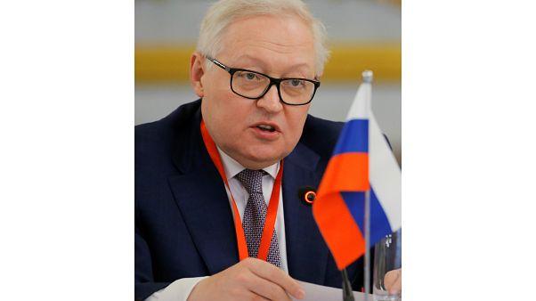 سيرغي ريابكوف نائب وزير الخارجية الروسي