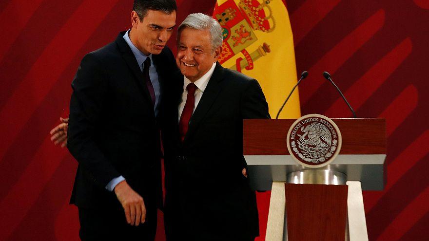 AMLO rechaza entrar en el grupo internacional para Venezuela