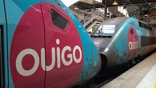 La première naissance d'un bébé à bord d'un TGV Ouigo