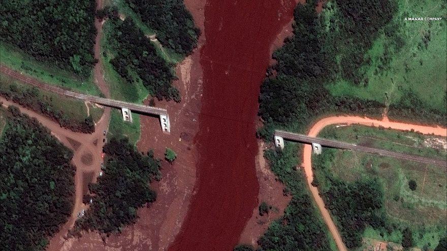 Schlammkatastrophe in Brasilien: Vale will Dämme rückbauen