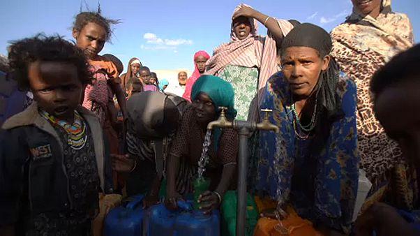 Belső menekültek mindennapjai Etiópiában