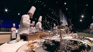 بوکوز طلایی؛ پیروزی دانمارک در کنکور جهانی آشپزی فرانسه