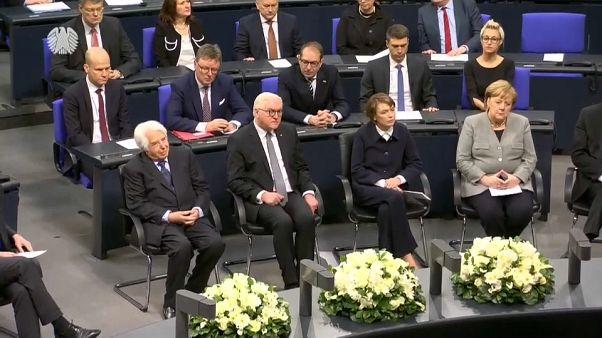 В бундестаге почтили память жертв нацизма