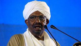 الرئيس السوداني عمر البشير في الخرطوم يوم 31 ديسمبر كانون الأول 2018