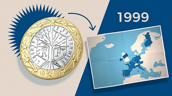 Twenty years of the euro: a brief history