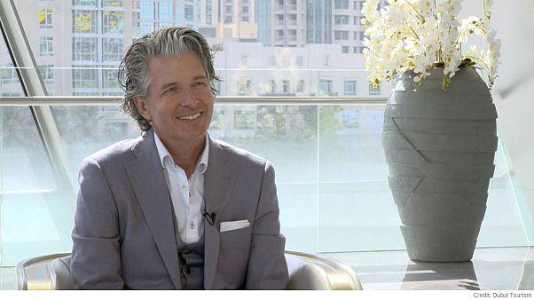 جانوش روستوک، معمار اپرای دوبی: دوبی زمین بازی معماران است