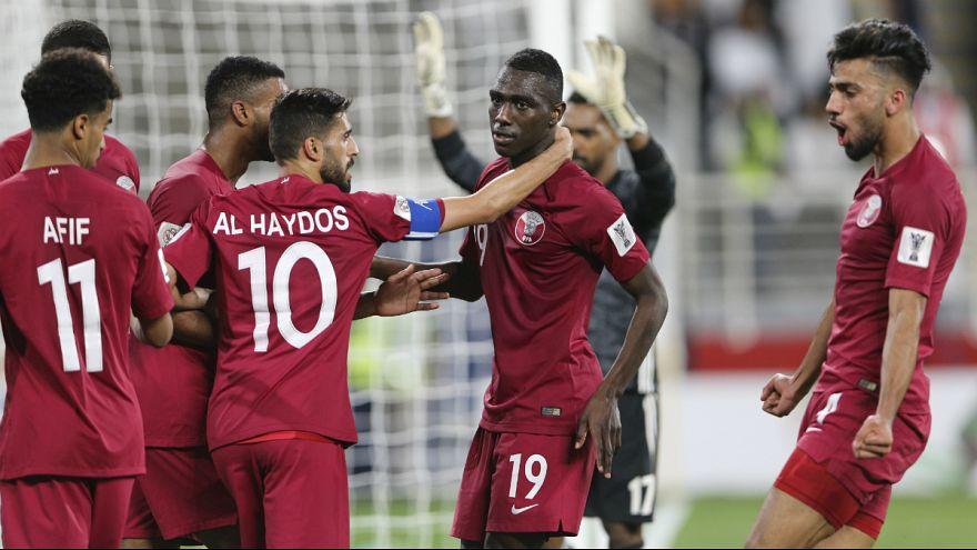 جام ملت های آسیا؛ شکایت امارات به ای اف سی در باره دو بازیکن قطری