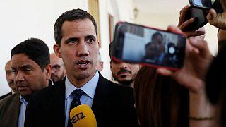 پارلمان اروپا خوان گوایدو را به عنوان رئیس جمهوری ونزوئلا به رسمیت شناخت
