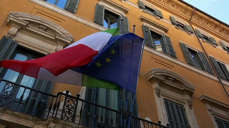 L'Italie touchée par la récession