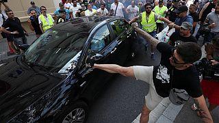 Kivonul az Uber és a Cabify Barcelonából