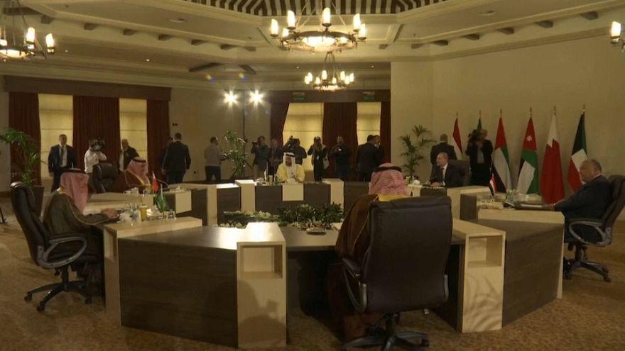 اجتماع وزراء خارجية 6 دول عربية في الأردن لبحث التطورات الإقليمية