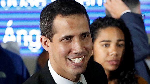 Juan Guaidó presenta su plan de Gobierno para Venezuela