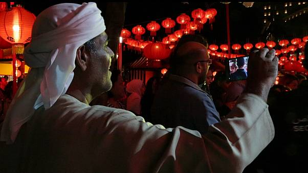 UAE residents celebrate the Chinese New Year