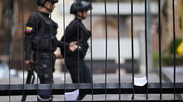 Mehrere europäische Journalisten in Venezuela verhaftet