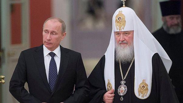 Rusya Devlet Başkanı Putin, Ukrayna Kilisesi'nin Moskova'dan ayrılmasına yine tepki gösterdi