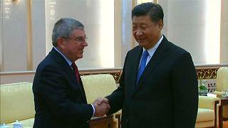 """China garante: """"Olimpíadas 2022 serão ecológicas e sem corrupção"""""""