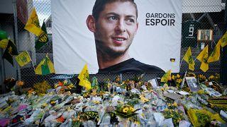 Arjantinli futbolcu Sala'yı taşıyan kayıp uçağın fotoğrafları ortaya çıktı