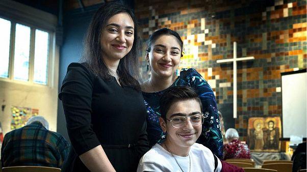 В Гааге завершилась 96-дневная служба в поддержку армянских беженцев