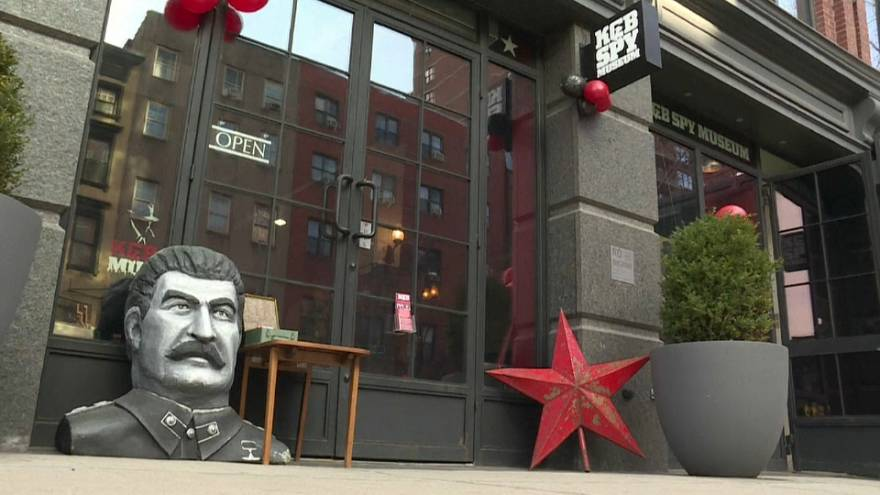 Kgb Museum, la Guerra Fredda in mostra a Manhattan