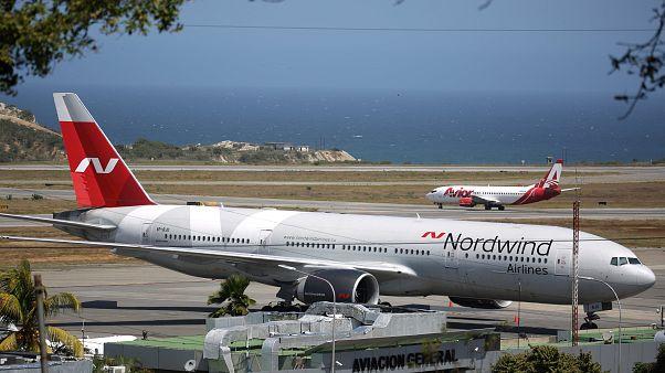 ¿Despegó un avión de pasajeros ruso desde Caracas con oro venezolano?