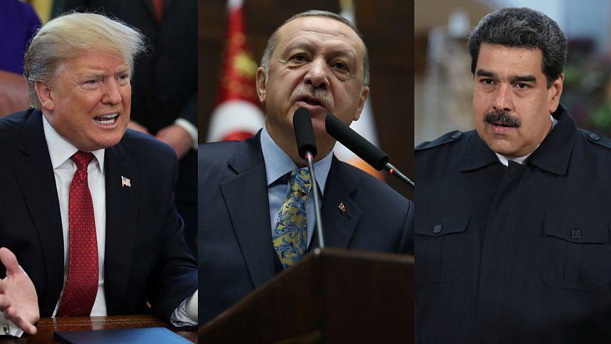 Venezuela konusunda ABD'den Türkiye'ye uyarı: Ekonomik yaptırımlar ihlal edilirse harekete geçeriz