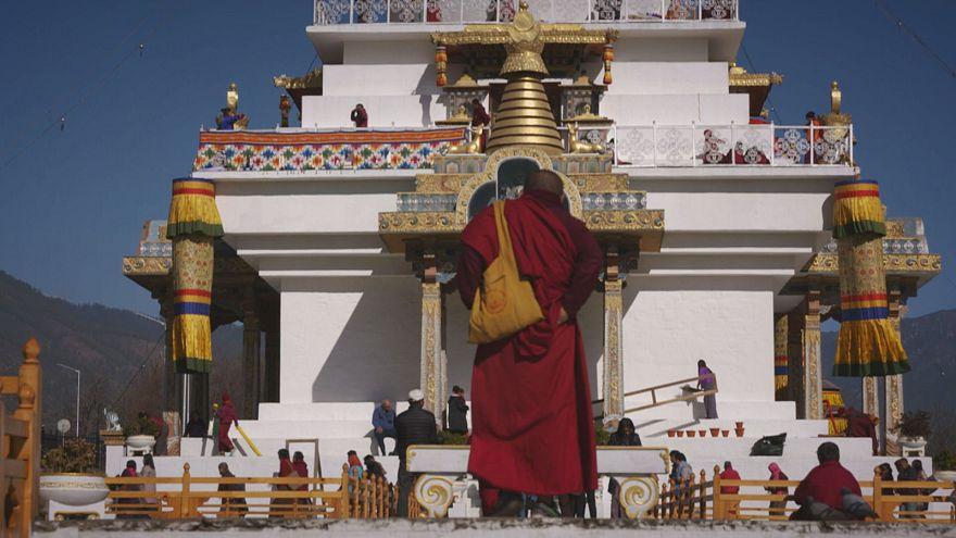 Japón ayuda a Bután a resistir los terremotos