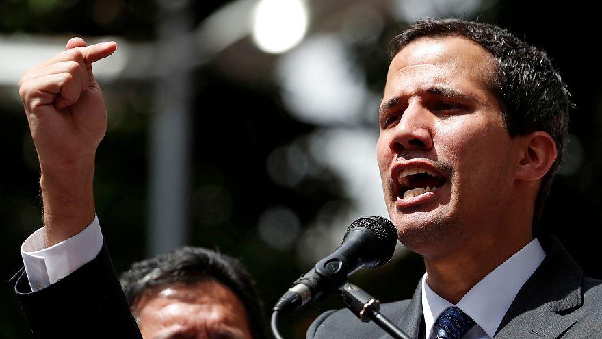 Venezuela: Guaidó wendet sich an Armee
