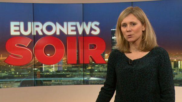 Euronews soir : l'actualité du 31 janvier