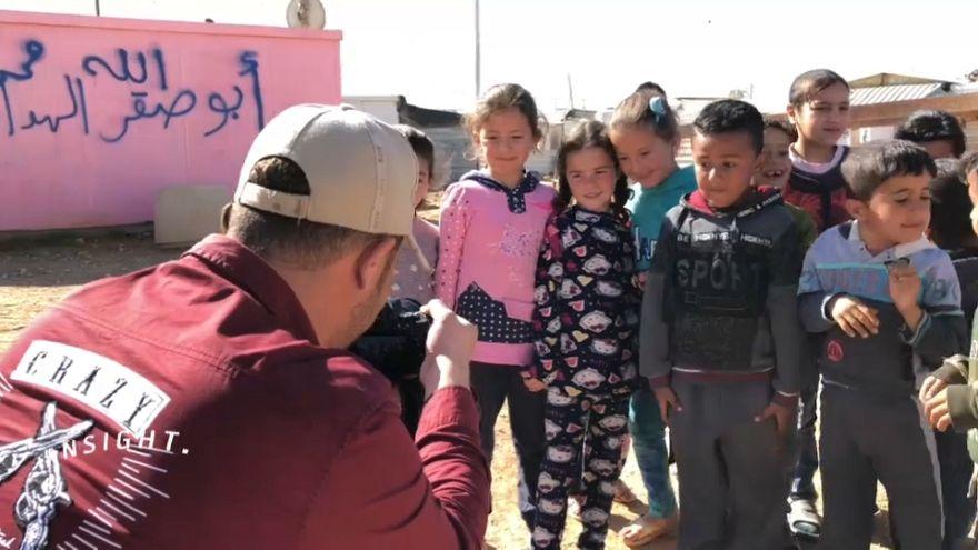 Campo-profughi di Zaatari: i rifugiati siriani pensano al ritorno. Ma non tutti