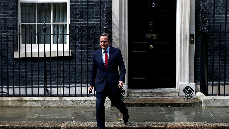 Brexit'in mimarı David Cameron referandum sonrasında servetini katladı
