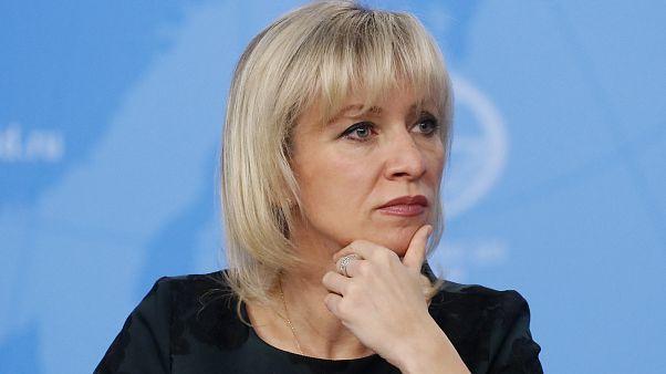 Δηλώσεις Ζαχάροβα για τη Συμφωνία των Πρεσπών