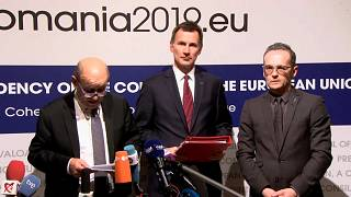 Criado mecanismo europeu que reforça relações com o Irão