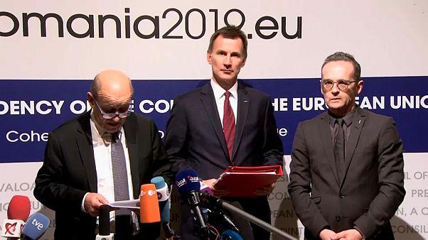 Μηχανισμός για να εμπορικές σχέσεις ευρωπαϊκών εταιρειών με το Ιράν