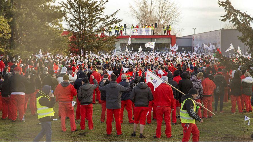 Sokan kaptak kedvet a sztrájkhoz