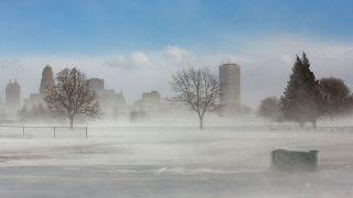 Terra debate-se com temperatura extremas