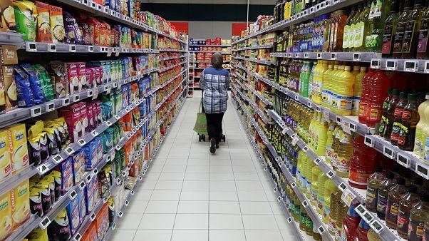 França aumenta preços de produtos alimentares