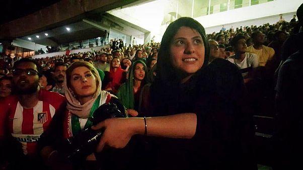 مریم مجد به یورونیوز: یکی از حسرتهایم این است که چرا عکسی در حین ورزش ندارم