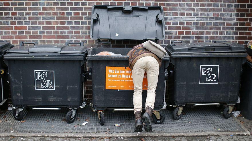 225€ Strafe für Lebensmittel-Diebstahl aus Müllcontainern