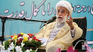 احمد جنتی در مراسم ۱۲ بهمن: دولت آمریکا رو به افول است