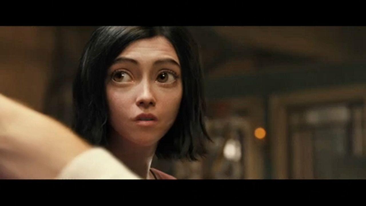 Cinéma : Alita Battle Angel, entre réalité et synthèse