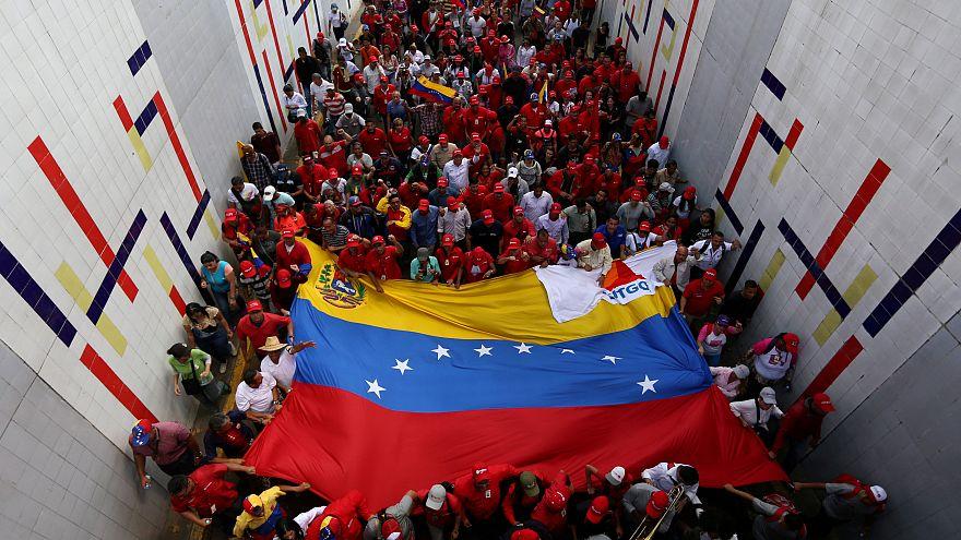 L'UE tournée vers le Venezuela