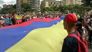 Stato dell'Unione:Il Venezuela domina la politica Ue