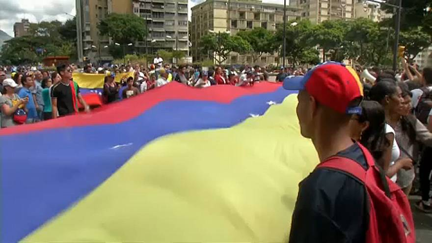 Venezuela liefert die Schlagzeilen