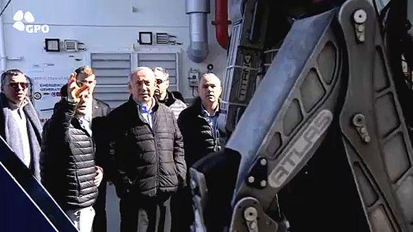 Gázkitermelésbe kezd Izrael a Földközi-tengeren